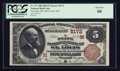 National Bank Notes:Missouri, Saint Louis, MO - $5 1882 Brown Back Fr. 477 The State NB Ch. #(M)5172. ...