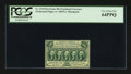 Fractional Currency:First Issue, Fr. 1310 50¢ First Issue. PCGS Very Choice New 64PPQ.. ...
