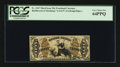 Fractional Currency:Third Issue, Fr. 1347 50¢ Third Issue Justice. PCGS Very Choice New 64PPQ.. ...