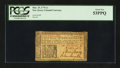 Colonial Notes:New Jersey, New Jersey March 25, 1776 1s PCGS About New 53PPQ.. ...