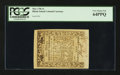 Colonial Notes:Rhode Island, Rhode Island May 1786 5s PCGS Very Choice New 64PPQ.. ...