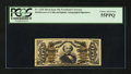 Fractional Currency:Third Issue, Fr. 1328 50¢ Third Issue Spinner. PCGS Choice About New 55PPQ.. ...