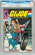 Modern Age (1980-Present):War, G. I. Joe, A Real American Hero #79 (Marvel, 1988) CGC NM/MT 9.8 White pages....