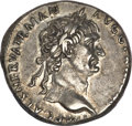 Ancients:Roman Imperial, Ancients: Trajan (AD 98-117). AR cistophorus (10.71 gm). ...