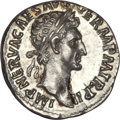 Ancients:Roman Imperial, Ancients: Nerva (AD 96-98). AR denarius (3.46 gm). ...