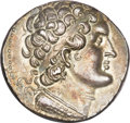 Ancients:Greek, Ancients: Ptolemy VI Philometor (second reign, 163-145 BC). ARtetradrachm (14.12 gm). ...