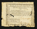 Colonial Notes:North Carolina, North Carolina May 10, 1780 $50 Very Fine.. ...
