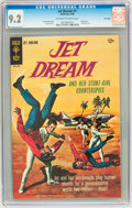 Silver Age (1956-1969):Adventure, Jet Dream #1 File Copy (Gold Key, 1968) CGC NM- 9.2 Off-white to white pages....