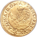 Italy, Italy: Papal States. Clement VII gold Fiorino di cameraND(1523-34), ...