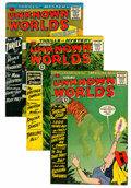 Silver Age (1956-1969):Horror, Unknown Worlds Group (ACG, 1963-66) Condition: Average FN+....(Total: 23 Comic Books)