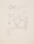 Miscellaneous, Garth Williams. Unused dust jacket design, Charlotte'sWeb.... (Total: 5 Items)