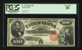 Large Size:Legal Tender Notes, Fr. 181 $100 1880 Legal Tender PCGS Very Fine 20.. ...