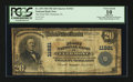 Clermont, FL - $20 1902 Plain Back Fr. 659 The First NB Ch. # 11921