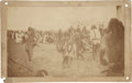 American Indian Art:Photographs, GHOST DANCE . c. 1890...