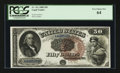 Large Size:Legal Tender Notes, Fr. 161 $50 1880 Legal Tender PCGS Very Choice New 64.. ...