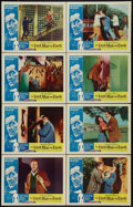 """Movie Posters:Science Fiction, The Last Man on Earth (American International, 1964). Lobby CardSet of 8 (11"""" X 14""""). Science Fiction.. ... (Total: 8 Items)"""