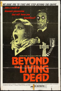 """Beyond the Living Dead Lot (World Wide, 1973). One Sheets (2) (27"""" X 41""""). Horror. ... (Total: 2 Items)"""