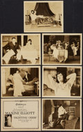 """Movie Posters:Mystery, Fighting Odds (Goldwyn, 1917). Mini Title Lobby Card and LobbyCards (6) (8"""" X 10""""). Mystery.. ... (Total: 6 Items)"""