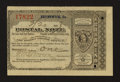 Miscellaneous:Other, Brunswick, GA- Postal Note Type V 1¢ Mar. 20, 1893. ...