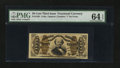 Fractional Currency:Third Issue, Fr. 1326 50¢ Third Issue Spinner. PMG Choice Uncirculated 64 EPQ.. ...