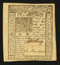 Colonial Notes:Delaware, Delaware January 1, 1776 10s Choice New.. ...