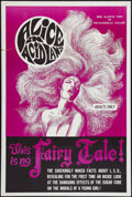 "Movie Posters:Exploitation, Alice in Acidland (Unit Ten Productions, 1968). One Sheet (27"" X41""). Exploitation.. ..."