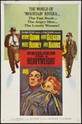 "Movie Posters:Sports, Requiem for a Heavyweight (Columbia, 1962). One Sheet (27"" X 41""). Sports.. ..."