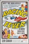 """Movie Posters:Sports, Racing Fever Lot (Allied Artists, 1964). One Sheets (2) (27"""" X 41""""). Sports.. ... (Total: 2 Items)"""