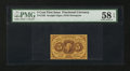 Fractional Currency:First Issue, Fr. 1230 5¢ First Issue. PMG Choice About Unc 58 EPQ.. ...