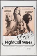 "Movie Posters:Sexploitation, Night Call Nurses Lot (New World, 1972). One Sheets (4) (27"" X41""). Sexploitation.. ... (Total: 4 Items)"