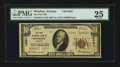 National Bank Notes:Arizona, Winslow, AZ - $10 1929 Ty. 2 The First NB Ch. # 12581. ...
