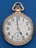 Timepieces:Pocket (post 1900), Hamilton 21 Jewel, 992 Pocket Watch. ...