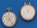 Timepieces:Pocket (post 1900), Two - Elgin 16 Size Pocket Watches. ... (Total: 2 Items)