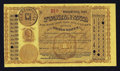 Miscellaneous:Other, Pleasantville, IA- Postal Note Type I 2¢ Sep. 13, 1883. ...