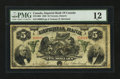 Canadian Currency: , Toronto, ON - Imperial Bank of Canada $5 Jan. 2, 1920 Ch # 375-16-06.. ...