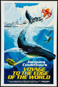 "Movie Posters:Documentary, Voyage to the Edge of the World Lot (R. C. Riddell and Associates, 1977). One Sheets (3) (27"" X 41"") Flat Folded. Documentar... (Total: 3 Items)"