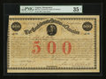 Confederate Notes:Group Lots, Ball 15 Cr. 3A $500 1861 Bond.. ...