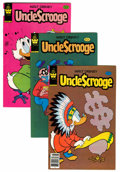 Modern Age (1980-Present):Cartoon Character, Uncle Scrooge File Copies Group (Whitman, 1980-84) Condition: Average VF/NM.... (Total: 22 Items)
