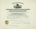 Autographs:U.S. Presidents, John F. Kennedy, Document Signed...