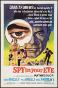 "Movie Posters:Adventure, Spy in Your Eye Lot (American International, 1966). One Sheets (2)(27"" X 41""). Adventure.. ... (Total: 2 Items)"