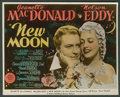 """Movie Posters:Musical, New Moon (MGM, 1940). Color-Glos Photo (8"""" X 10""""). Musical.. ..."""