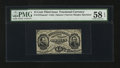 Fractional Currency:Third Issue, Fr. 1272SP 15¢ Third Issue PMG Choice About Unc 58 EPQ.. ...