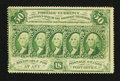 Fractional Currency:First Issue, Fr. 1310 50¢ First Issue New.. ...
