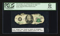 Small Size:Federal Reserve Notes, Fr. 2067-L $20 1969 Federal Reserve Note. D.B. Cooper 1971 Ransom Money. Serial Number L57110577A.. ...