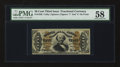Fractional Currency:Third Issue, Fr. 1336 50¢ Third Issue Spinner. PMG Choice About Unc 58.. ...