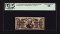 Fractional Currency:Third Issue, Fr. 1332 50¢ Third Issue Spinner. PCGS Choice About New 58.. ...