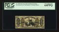 Fractional Currency:Third Issue, Fr. 1358 50¢ Third Issue Justice. PCGS Very Choice New 64PPQ.. ...