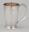 Silver Holloware, American:Cups, AN AMERICAN SILVER AND SILVER GILT CUP WITH HANDLE . Allan Adler, Inc, Los Angeles, California, circa 1958. Marks: ALLAN A...