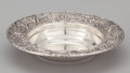 Silver Holloware, American:Bowls, AN AMERICAN SILVER BOWL . Samuel Kirk & Son Co., Baltimore,Maryland, circa 1924. Marks: S. KIRK & SON Co., 925/1000,60...