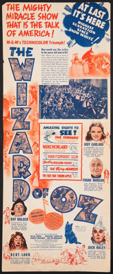 "The Wizard of Oz (MGM, 1939). Herald (Multiple Pages, 8"" X 10""). Fantasy"